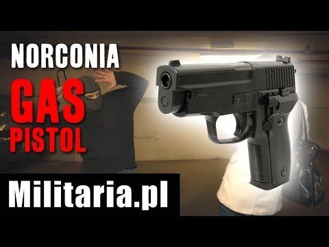 Pistolet Gazowy Norconia Gas Pistol - Militaria.pl