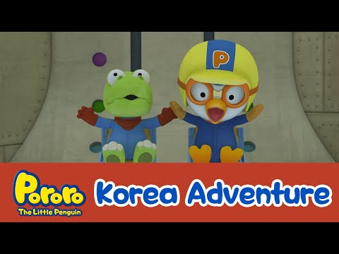 Pororo Goes To Korea ep01 video