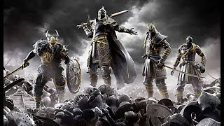 For Honor YES HONOR