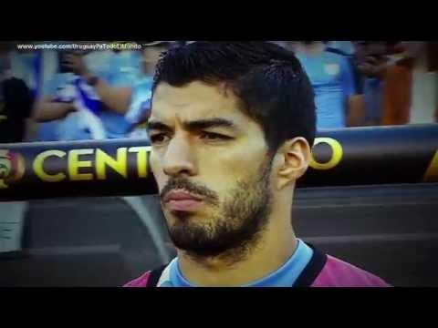 Luis Suárez se enoja por el fracaso de Uruguay en la Copa América Centenario 2016