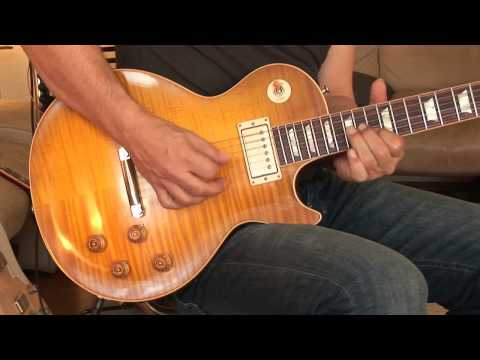 2012 Gibson Les Paul 1959 Reissue Custom Shop, Part2