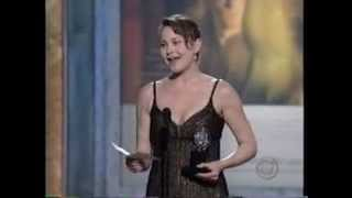 Cherry Jones wins 2005 Tony Award for Best Actress in a Play