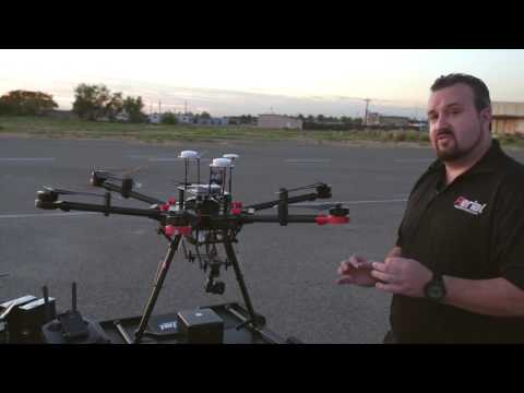 Ultimate Industrial Drone Packages - DJI Matrice 600 & M100, Zenmuse Z3,  XTR Thermal Camera