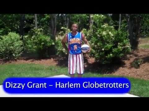 Check out Dizzy's impressions of Chuck Hayes, Shawn Marion, Dennis Rodman, Bill Cartwright, and Kevin Garnett. Who should Dizzy impersonate next?
