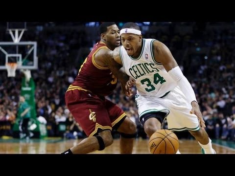 Paul Pierce 40 points - Highlights vs Cleveland Cavaliers 12/19/2012 - [HD]