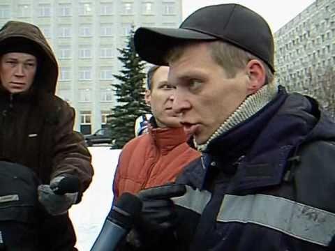 Голодовка сирот в Архангельске