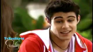 Violetta - Capitulo 6 -Vos encontre tu Princesa-- (Disney Channel ESP)
