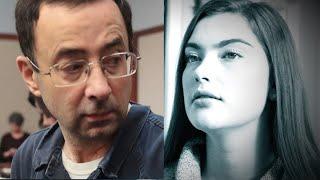 Victim Of Former Michigan State Doctor Larry Nassar Says He 'Groomed Me My Entire Life'