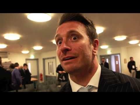 KALLE SAUERLAND REACTS TO GROVES' WIN OVER REBRASSE & TALKS DIRRELL MANDATORY SITUATION.