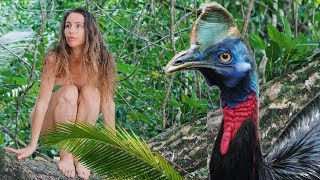 Why I'm living Off Grid Vegan Zero waste lifestyle (ft. Cassowary)