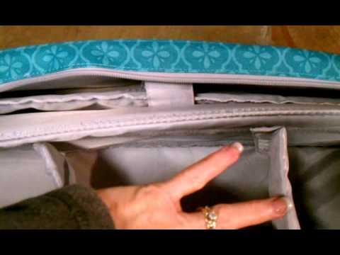 Silhouette Cameo bag details