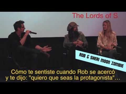 The Lords Of Salem Q&A: Featuring Rob Zombie & Sheri Moon Zombie @ Arclight Hollywood