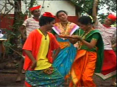 Latest Romantic Song - Kolivada Ha Dandanla - Marathi Songs -...