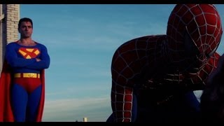 SUPERMAN VS. SPIDER-MAN XXX: AN AXEL BRAUN PARODY-official trailer