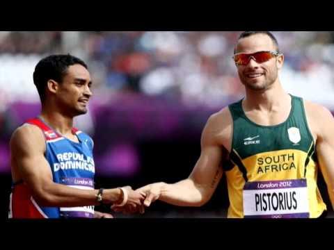 'Blade runner' Oscar Pistorius roars into 400m 2012 Olympic semi-finals