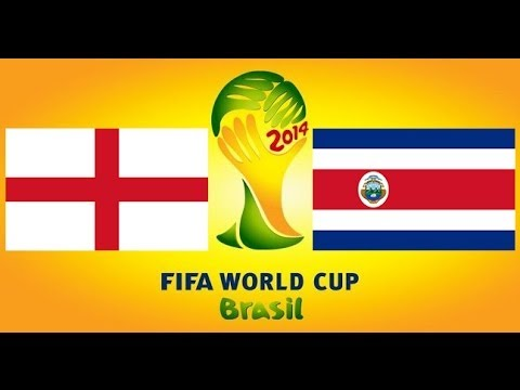 World Cup 2014: England v Costa Rica Preview