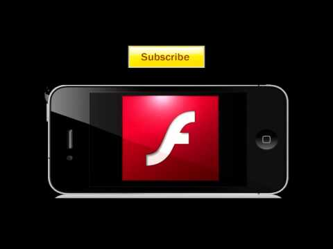 Adobe Bringing Flash to iPhone. iPad. iPod Touch (Updated 2013)!