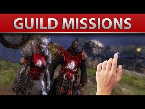 Guild Wars 2: Guild Missions with Thoughts