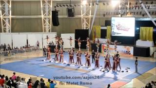 liceo de cagayan pep squad history Liceo de cagayan university  bukidnon nhs pep squad sports  the project catwalk, book for healthy life, philippine history and architecture, ariana.