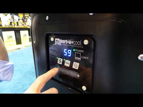 Geek Beat Archives   Port A Cool's New Islander Outdoor Air Conditioner