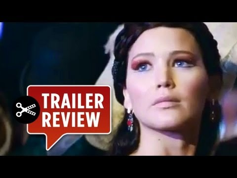 Instant Trailer Review - Catching Fire OFFICIAL TEASER (2013) Hunger Games Movie HD