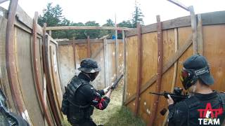 TAP Team - MFPOps5 (MagFed and Pump only) paintball game - 7-26-15