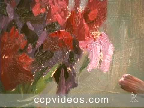 Craig Nelson Artist in Oil With Craig Nelson