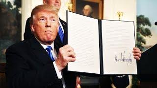 Trump Declares New Israel Capital