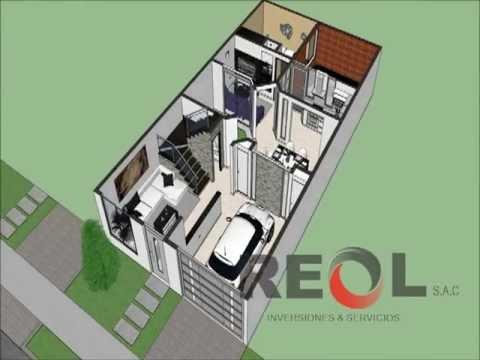 Crack para arquitecto 3d 7 0 manblogs for Casa minimalista 7x20