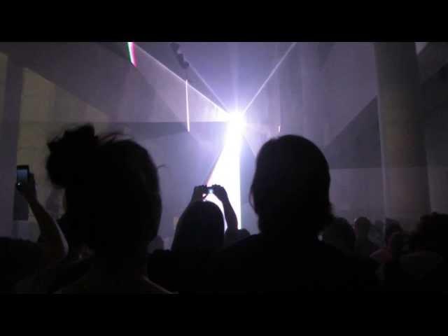 Sónar 2013 / Lorenzo Senni homenatja les raves al MACBA - 16/06/13