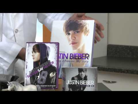 Will It Blend? - Justin Bieber Music Videos