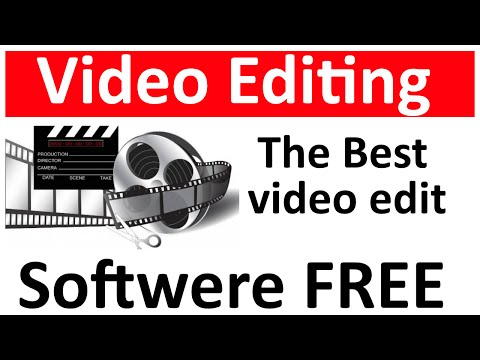 How to Edit a video - The world Best video Editing Software Absolutely Free