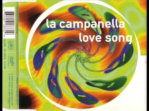 LA CAMPANELLA - Love song (radio edit)