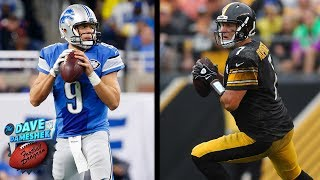 Why Matt Stafford is Better Than Ben Roethlisberger | DDFP | NFL Network