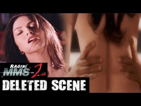 sunny leone s ragini mms 2 deleted s x scene leaked   youtube