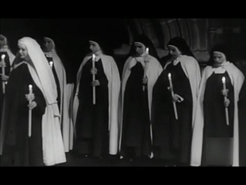 1970 Ávila. Representación Santa Teresa de Jesús. Antonio Gala. Alicia Hermida. Berta Riaza.