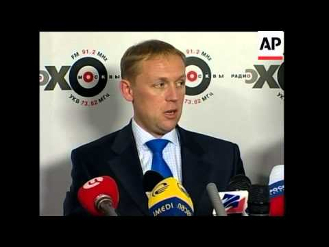 Exteriors British embassy, analyst comments, file of Lugovoi