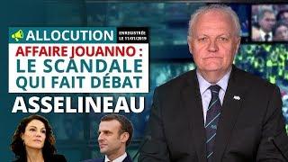 Affaire Jouanno : Le scandale qui fait débat - Allocution de François Asselineau