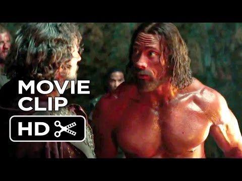 Hercules Movie CLIP - My Fate (2014) - Dwayne Johnson Fantasy Action Movie HD