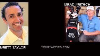 Brad Fritsch golf psychology interview #17