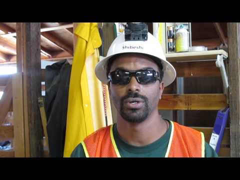 Heavy Equipment Operator Video Resume-Anteneh Shibeshi