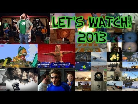 Let's Watch! 2013 - The Best of Achievement Hunter Let's Plays!