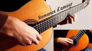 Romance d'Amour (anonymous) - Classical Guitar