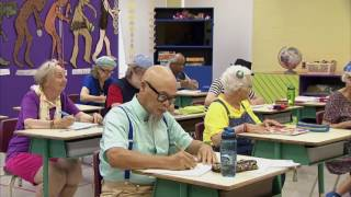 Kindergarten PRANK  Grow From 5 to 75 Years Old in Seconds