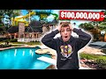 I Went to the MOST EXPENSIVE HOUSE in the WORLD!! **backyard waterpark** thumbnail