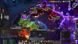 Nighthold Mythic - Skorpyron - Holy Paladin POV