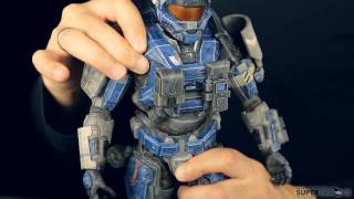 HALO — Commander Carter Review (ThreeA Toys)