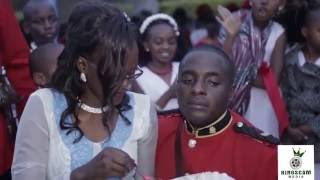 Moe weds Maj Walwa, Military Wedding Video by KingsCam Media