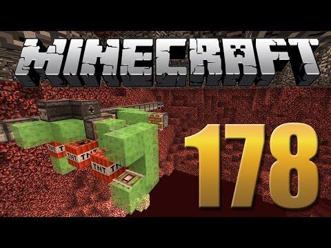 Avião Bombardeiro - Minecraft Em busca da casa automática #178. thumbnail