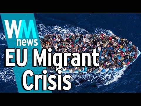 As the European Union prepares to launch a military operation in the hopes of limiting migration from the African horn, dozens continue to perish in the Mediterranean Sea. Welcome to WatchMojo News, the weekly series from http://www.WatchMojo.com where we break down news stories that might be on your radar. In this instalment, we're counting down 10 crucial facts you should know about the 2015 EU Migrant Crisis.  Click here to subscribe: http://www.youtube.com/subscription_center?add_user=watchmojo or visit our channel page here: http://www.youtube.com/watchmojo Also, check out our interactive Suggestion Tool at http://www.WatchMojo.com/suggest :)  Check us out at http://www.Twitter.com/WatchMojo, http://instagram.com/watchmojo and http://www.Facebook.com/WatchMojo.   If you want to suggest an idea for a WatchMojo video, check out our interactive Suggestion Tool at http://www.WatchMojo.com/suggest :)  Want a WatchMojo cup, mug, t-shirts, pen, sticker and even a water bottle?  Get them all when you order your MojoBox gift set here: http://watchmojo.com/store/  WatchMojo is a leading producer of reference online video content, covering the People, Places and Trends you care about. We update DAILY with 4-5 Top 10 lists, Origins, Biographies, Versus clips on movies, video games, music, pop culture and more!